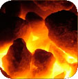 smokeless coal fire chimney sweep